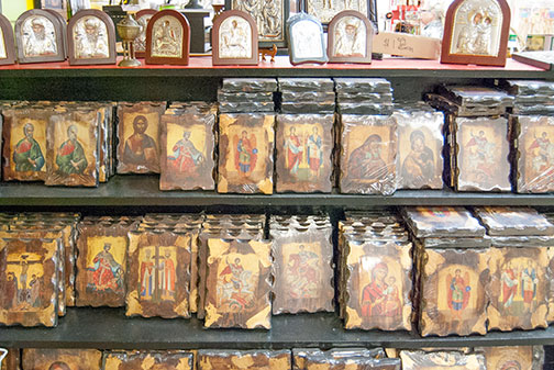 Greek Religious Icons